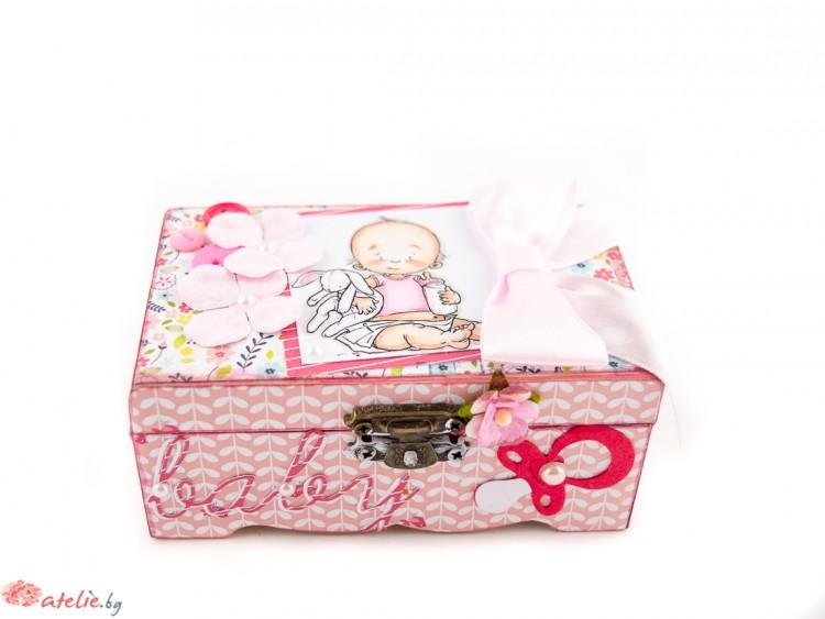 """Бебешка кутия """"Беборан"""""""