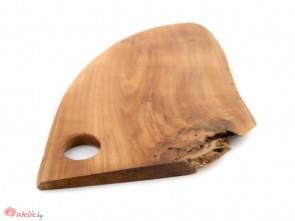 Дървена дъска ръчно обработена