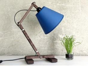 """Ръчно изработена лампа """"Плат"""""""